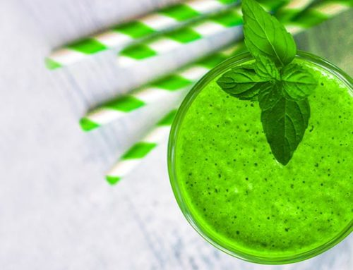 Smoothie so green