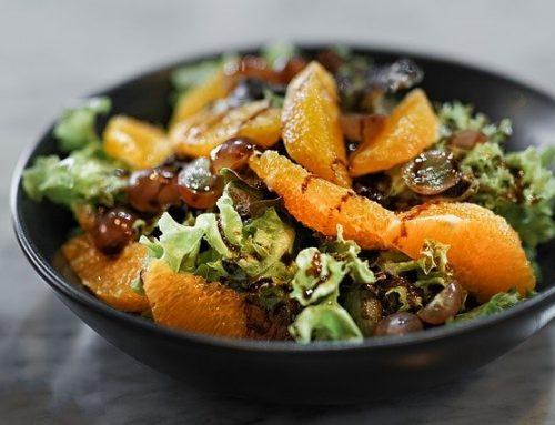 Les salades d'agrumes pour faire le plein d'énergie